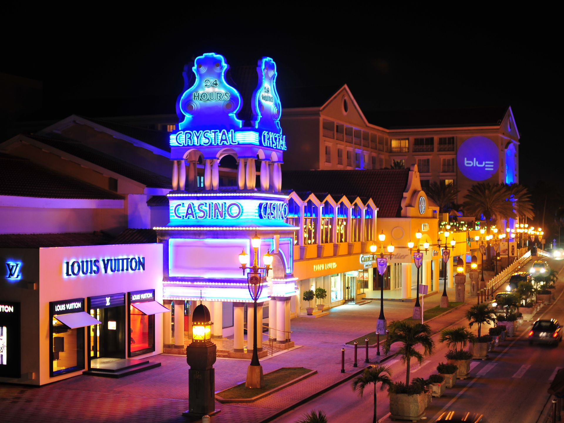 Seaport Casino Aruba